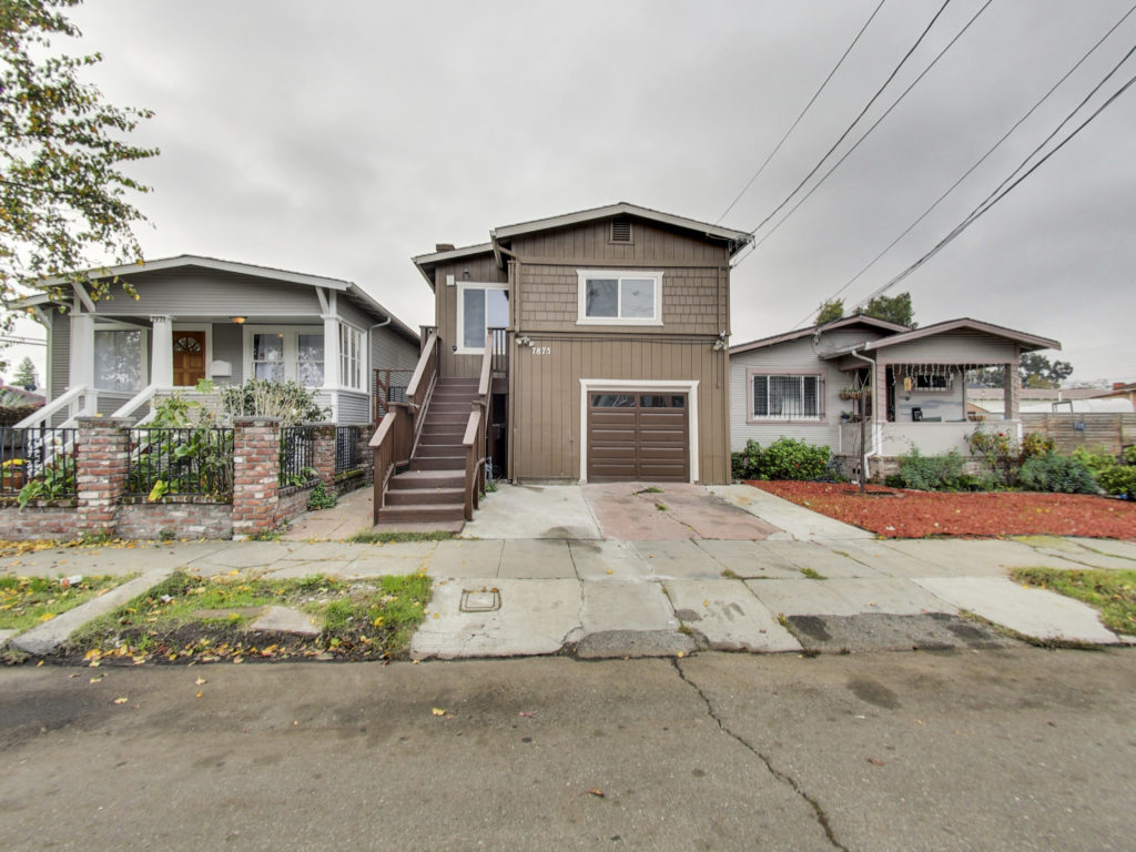 7875 GARFIELD AVE , OAKLAND, CA 94605
