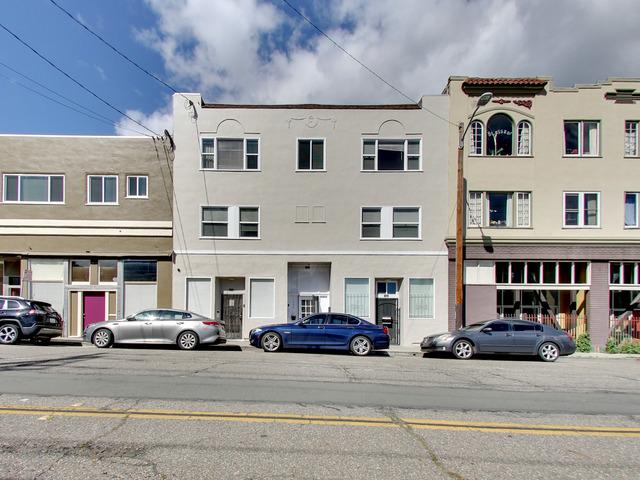1478 MacArthur Boulevard, Oakland